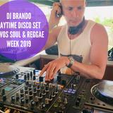 DJ Brando Kavos Soul & Reggae Week Daytime Disco Set 2019