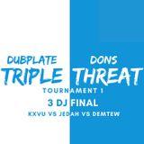 DJ Jedah - Dubplate Dons Final