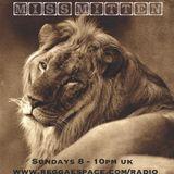 Miss Mitten Melts Down Reggae Space 1st Show