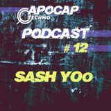 Apocap Podcast # 12 - with Sash YOo