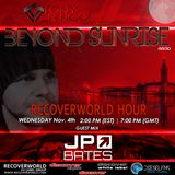 Beyond Sunrise radio...Clix featuring JP Bates