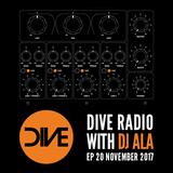 Dive Radio 20-November-2017