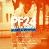 Spinz FM   Pull Up Fridays Mixshow 24 W. Guest Dj 8th Wonder