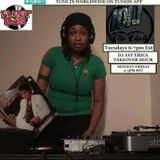 DJ JAY ERICA TAKEOVER HOUR ON 101.1 THE FAM RICHMOND,VA RADIO