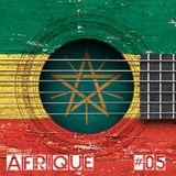 Afrique # 05 - Ethio Groove - MulatuAstatke/Wallias Band/The Polyversal Souls/MahmoudAhmed