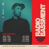 The Bassment w/ DJ Spryte 11.16.18 (Hour Two)