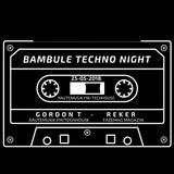 Reker@Bambule Technonight RautemusikFM 25.05.2018