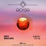 Kinetic - Ocaso @ EKA Palace 10 Jun 2017