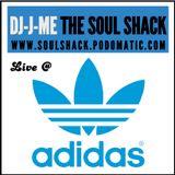 """The Soul Shack"" w/ DJ-J-ME (June 2016) ""Adidas South Beach WMC 2016"""