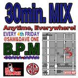 B.P.M 30min. MIX -MAY-