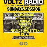 Sunday Sessions - Cannibass, Ry Guy, Phatso Soundsystem - The Basement Voltz Radio