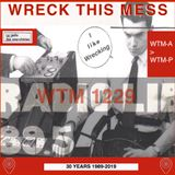 Wreck This 30th Birthday of WTM 1229