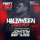 Party 105 Halloween Mix 2018