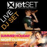 Summer Holiday Night Clubbing Jet set Live 03.08.2013 CD 1