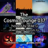 The Cosmic Lounge 037 - Best Albums Of 2013 Edition