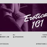 Erotica 101 - Jan 10