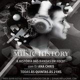 PROGRAMA MUSIC HISTORY DO DIA 11/12/2014