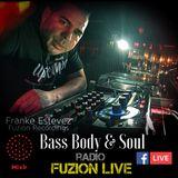 Franke Estevez FUZION LIVE Friday Nite Dj Mix 8.17.18
