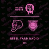 THE PARTYSQUAD PRESENTS - REBEL YARD RADIO 035