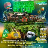 Martin Grey - Live @ Breaks Step Open Air, Club Poseidon (21.08.15)