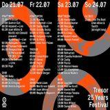 Pacou @ Tresor 25 Years Festival - Tresor Berlin - 23.07.2016