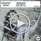 NONSTOP RADIO w/ TALVI - JUNE 20 - 2016