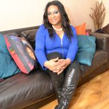 Geraldine's Pearl interview on The Lunch Time Deluxe Show with Tia Maria and Charmaine Burton