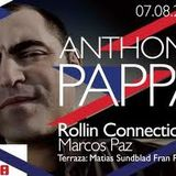 Rollin Connection @ Pacha Buenos Aires Aug 2010 [warm up set for Anthony Pappa]