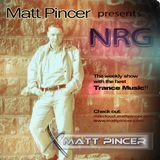 Matt Pincer - NRG 144
