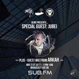 Aems Presents... Arkah Guest Mix