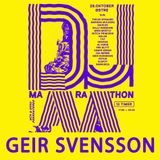 Geir Svensson  (live recording 29.10.16 NCAxEKKO)
