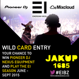 Emerging Ibiza 2015 DJ Competition-JAKUP 1685