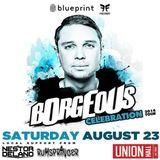 Borgeous - live at Union Hall, Edmonton - 23-Aug-2014