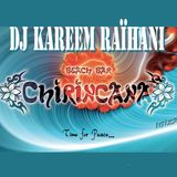 Dj Kareem Raïhani @ Chirincana Ibiza July 6th 2013
