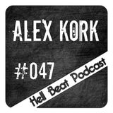 Alex Kork (Live PA) @ Hell Beat Podcast #047