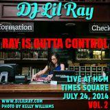 DJ Lil Ray Live at H&M Times Square 7/24 Vol. 2