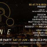 Guy Gerber live @ Free Open Air Party ONE (Ibiza) – 27.06.2015