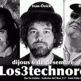 Los 3 technores. Vio Dj_vol.1