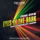"Live at ""Eyes in the Dark"" at Rehab Lounge, Omaha, NE 6-27-2015"