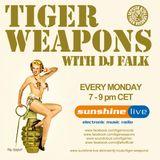 Sunshine Live Radio Tiger Weapons (Episode 126 - 23.06.2014)