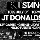Live @ Substance 7/3/18
