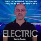 Simon Le Vans 27.12.14 Best of 2014 Shows Part 2 (Sunday)
