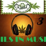 Pils In Music 3 ( Puntata 1 Settembre  2017 ) By Lisa Lizz  - FreeWeed Radio 4.20