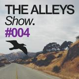 THE ALLEYS Show. #004 Luke Porter