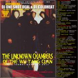 DJ ONE SHOT DEAL & DJ COLDHEAT - THE UNKNOWN CHAMBERS OF THE WU TANG CLAN