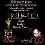RPO - Nexus Underground 2nd Anniversary