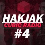HAKJAK - CUBIC RADIO #4 - Guest: HAK & SeaMelody