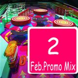 Feb. Promo Mix  二月混音精選  2013