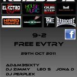 Live at Klass Bar (29-10-11)