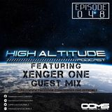 HIGH ALTITUDE EPISODE 048 FEAT XENGER ONE GUEST MIX